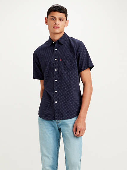 Classic One Pocket Standard Short Sleeves